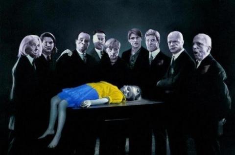 Что делать жителю остатков Украины? (инструкция по выживанию)