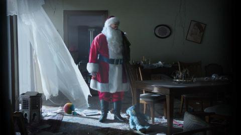 Санта на войне