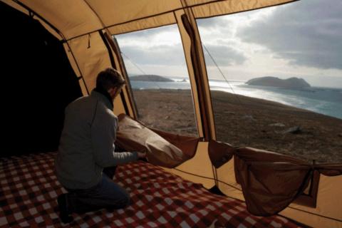 Палатка Thermo Tent: новый уровень комфортного отдыха