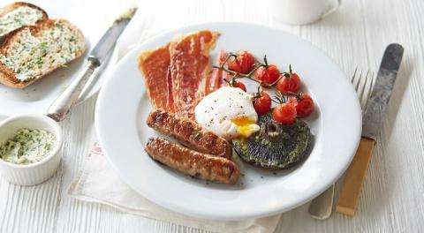 5 эффектных блюд из яиц для завтрака