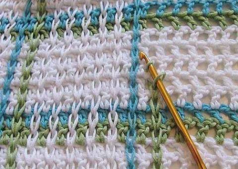 интересная идея для вязания крючком