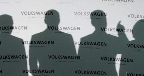 5 экс-менеджеров VW объявлен…