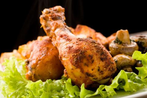 Цыплёнок в пиве: простое и вкуснейшее деревенское блюдо