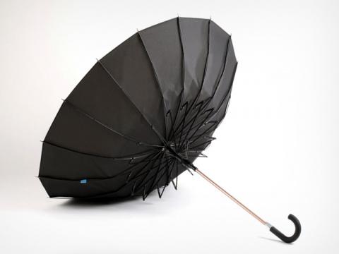 Зонт-метеостанция, который невозможно потерять