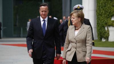 Кэмерон: Великобритания в ре…