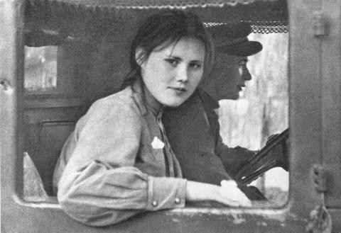 Зверства советских солдат в …