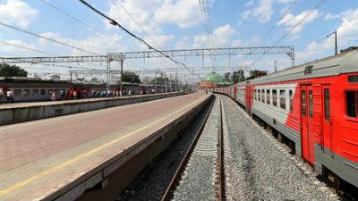 Затримка електрічок ленінградського напрямку сегодня