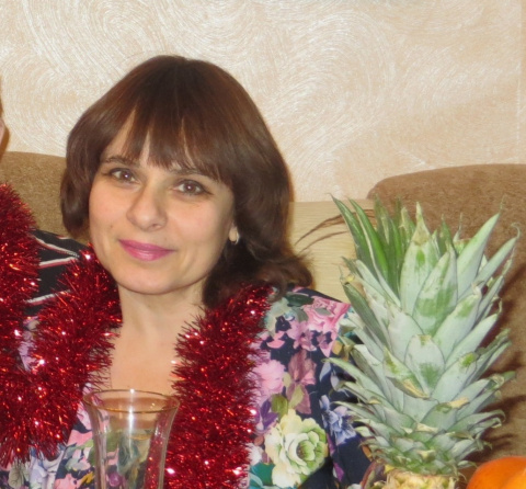 Светлана Круглова (Пахомова) (личноефото)