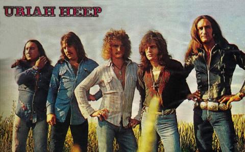 Uriah Heep - July Morning - ORIGINAL SONG