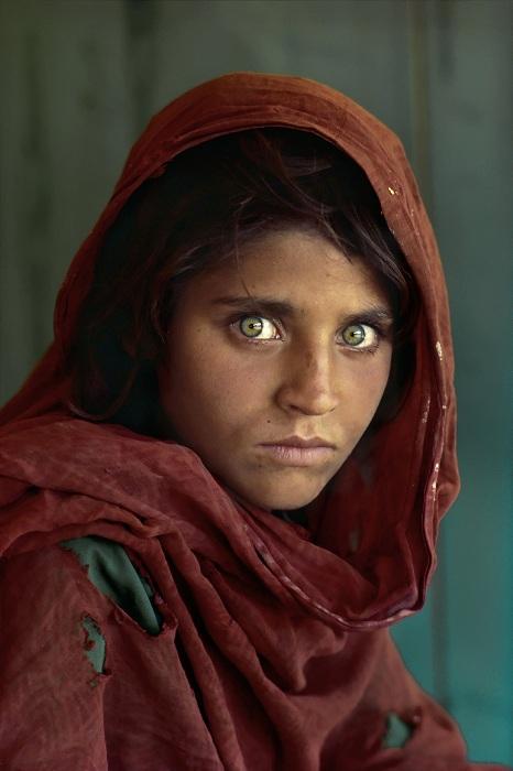 «Афганская Мона Лиза»: как время и невзгоды изменили самую узнаваемую в мире девочку
