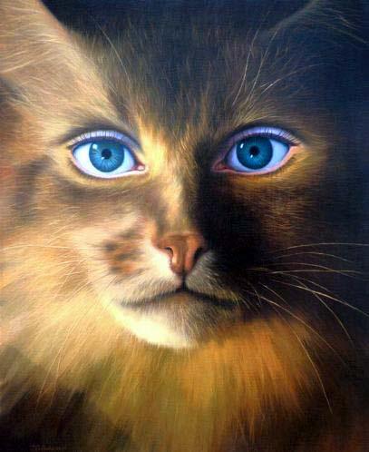 Fine catwoman