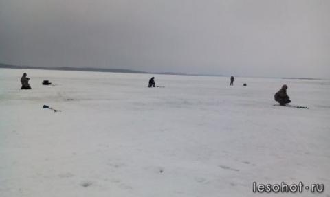 Праздник на льду...