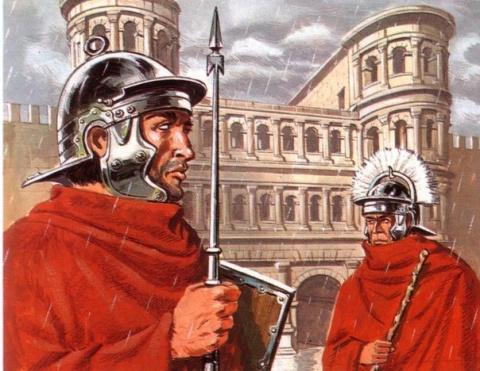 Полиция в Древнем Риме