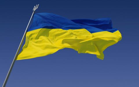 Сине-желтая украинская Украина: 25 лет как один день