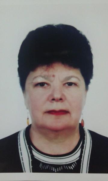 Галина Воронова