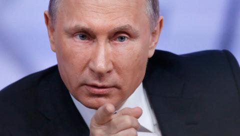 Владимир Путин сохранил подд…