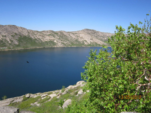 Продолжаем знакомство с Восточным Казахстаном.