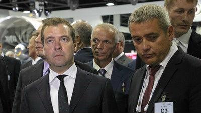 Медведев: Переговоров на тем…