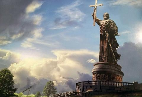 Князь Владимир открещивается…