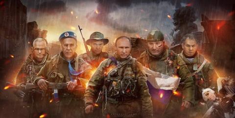 Список преступлений, совершенных русскими против цивилизованного мира. Которым я горжусь!