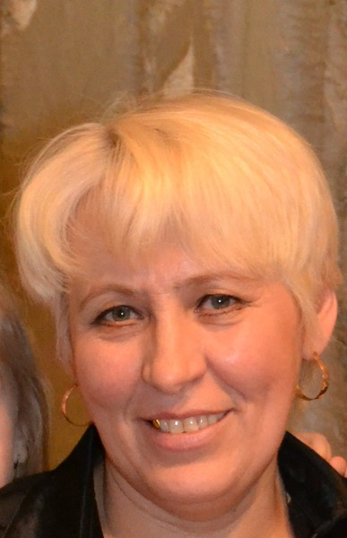 Ольга Ивановна Шарманкина