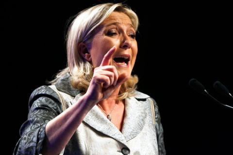 Ле Пен – будущий президент Франции?