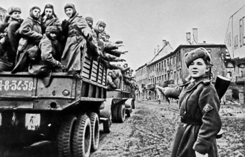 4 апреля! Войска 2-го Украин…
