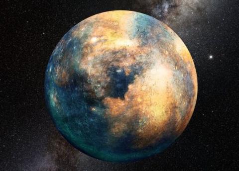 Что-то массивное находится на внешних границах Солнечной системы