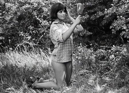 Наталья Варлей фото на съемк…