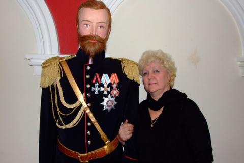Наталья Пономарёва (личноефото)