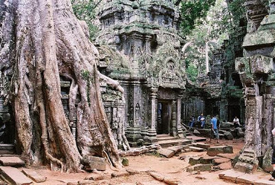 Ангкор-Ват. Город забытый в …