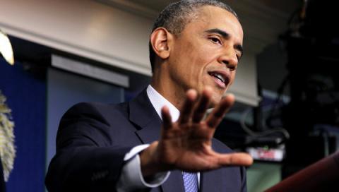"""Обама: США для достижения целей иногда """"выкручивает руки"""" другим странам"""
