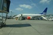 Продолжается забастовка шведских пилотов SAS