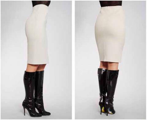 юбки без боковых швов выкройки