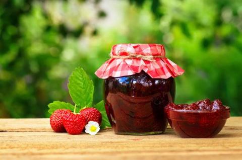 Рецепты варенья и десертов из клубники