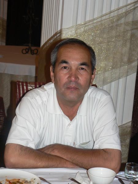 Бекмурат Сапаров (личноефото)