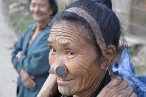 Для чего женщины народа апат…