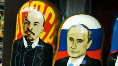 Путин обвинил идеи Ленина в …