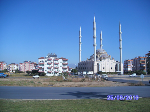 Турция.  Мечеть