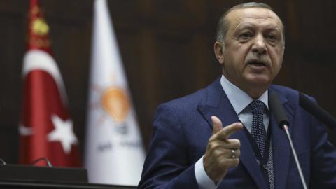 Не НАТО печалиться: Эрдоган …