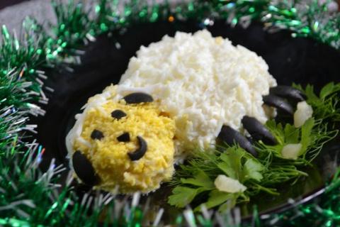 Тематические кулинарные идеи для вашего новогоднего стола