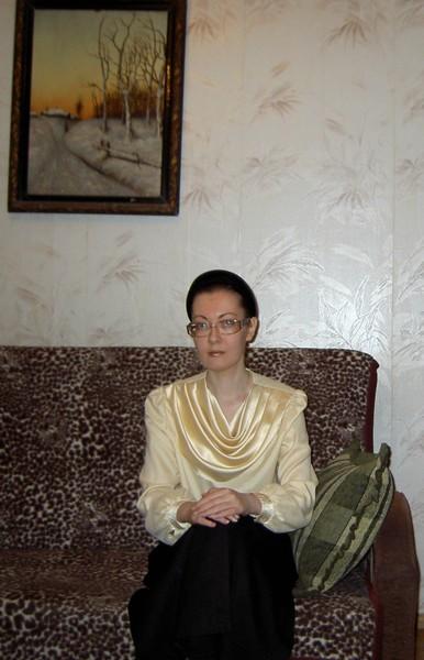 Elena Semyonova