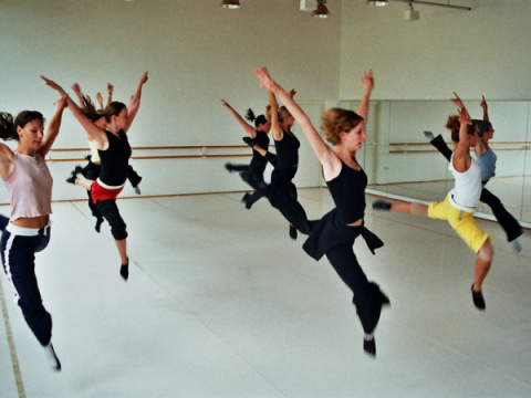 История джазового танца