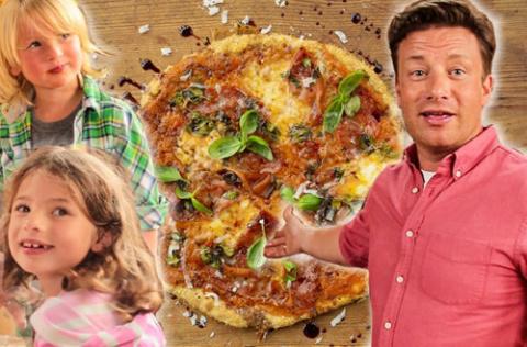Пицца - просто пицца! Быстрая пицца для всей семьи!