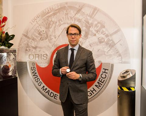 Часовая компания Oris открыл…