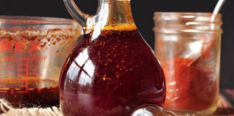 Как приготовить самое вкусное в мире масло чили