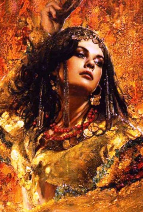 Владимир Мухин: гимн женственности, любви и красоте