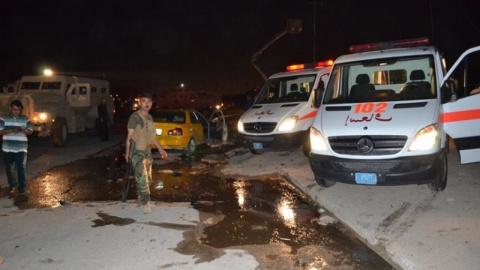 Более 100 человек погибли в крупном теракте в Багдаде