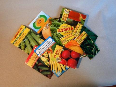 10 признаков качественных семян
