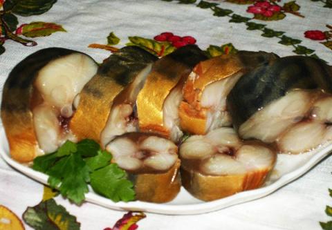 "Домашняя ""копченая"" рыба  с …"